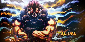 Akuma Smudge by kakarot575