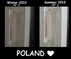 Polish Weather by AdinaCh