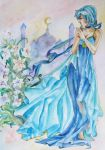 Princess Mercury by IrenaHell