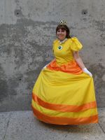 Fanime 2010 - Princess Daisy by Cosphotos
