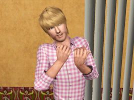 Pewdiepie- Sims 3 by missxmello