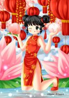 Happy Chinese New Year by Villyane