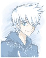 RotG: Jack Frost by MoogleGurl