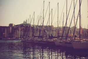 Marseille by xCandle-Light