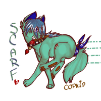.:Scarf Love:. by Copkid