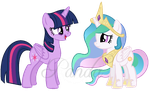 ''Oh, Celestia..'' by iPandacakes