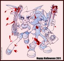 Happy Halloween by 13VOin