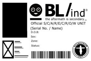 BLind ID Template by vampisticated