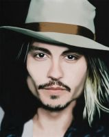 Johnny Depp by DesiredAdoration