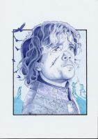 Tyrion Lanister (Fini) by Angeliqueperrin