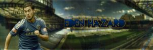 Eden Hazard by suicidemassacre16