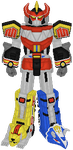 Power Morphicon Special: MegazorDaizyujin by Taiko554