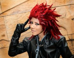 Got it memorized - Axel by lonehorizon