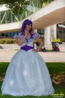 Rarity, dress in  full by HollyGloha