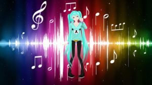 Galaxy Music Notes #1 by wertysrty123
