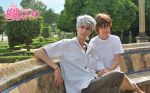 Junjou Romantica Cosplay #2 by Misakiloid0