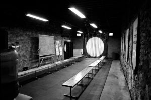 LL at the Mattress Factory by zariens