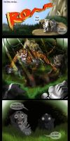 The Jungle Story -page 04 REDO by KittyWolves
