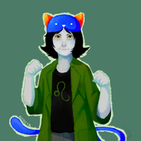 Nepeta by Hyper-ChildEXE