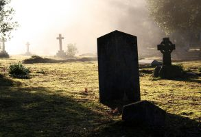 Brookwood Cemetery Revisited 7 by GothicBohemianStock