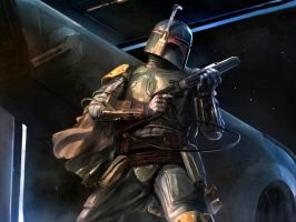 Boba Fett by firebird97