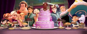 Anna's Birthday Party - Frozen Fever by Simmeh