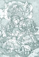 Gears of War Updated by MannixFrancisco