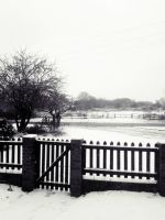 Iford in snow by paters87