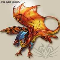 The Last Shadow - Avatar - FR Skin by GaiaWolfess