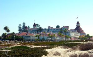 Coronado Hotel San Diego by ShannonCPhotography