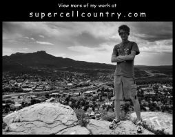 Me in Colorado by FramedByNature