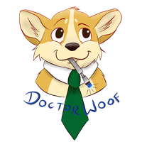Doctor Woof by Dunnowhattowrite