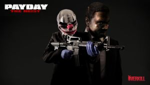 Payday: The Heist - Classic Chains Wallpaper by Copaz