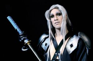Sephiroth by Laia-pink