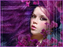 Purple Passion by ArtistsForCharity