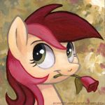 Square Series - Roseluck by sophiecabra