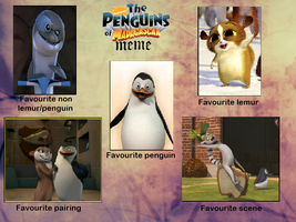 Penguins of Madagascar Meme by KnucksHoroSonAmyLuna