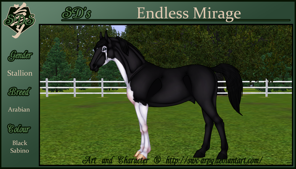 SD's Endless Mirage by SWC-arpg