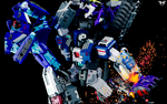PE Warden (IDW Fortress Maximus) by PlasticSparkPhotos
