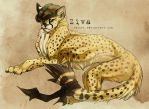 Cheetah Sittin' Pretty by TehTwi