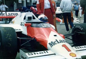 McLaren MP4/2 (Great Britain 1986) by F1-history