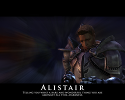 Alistair Motivational BG by FullElven