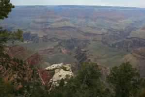 Can you see the Colorado River? by Dr-J-Zoidberg