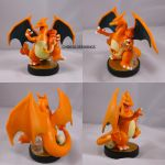 Angry Momma Charizard by ChibiSilverWings