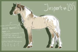 Padro Import 205 by luvbutt
