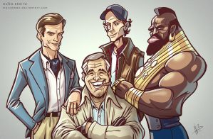 The A-Team by mawelman