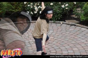 Neji cosplay by Team66cosplay