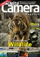 Camera Magazine cover 2 by Pandowo014