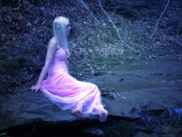 By the creek by SkyCreedHaluto