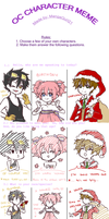 My OC Meme Part 2~!!! by OtakuPup